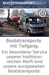 Boottransport Berlin