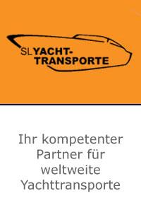 SL Yachttransporte