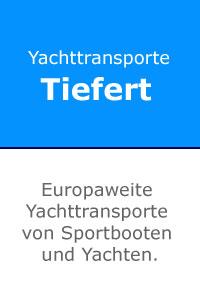 Yachttransporte Tiefert