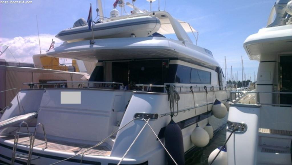 Buying RIVIERA 36 SC FLYBRIDGE at Best-Boats24.net - Secondhand boats ...