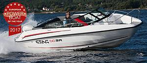 Sting 610 - European Powerboat of the Year in der Klasse bis 25 Fuß